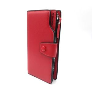 Handbags - Women Girls Leather Wallet Cards Holder